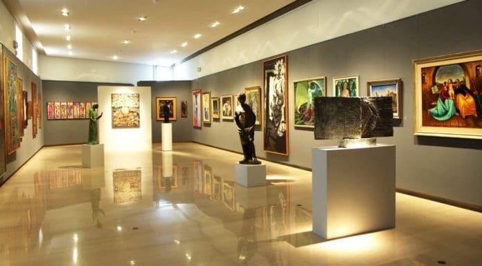 Sala del Museo Pro Civitate Christiana