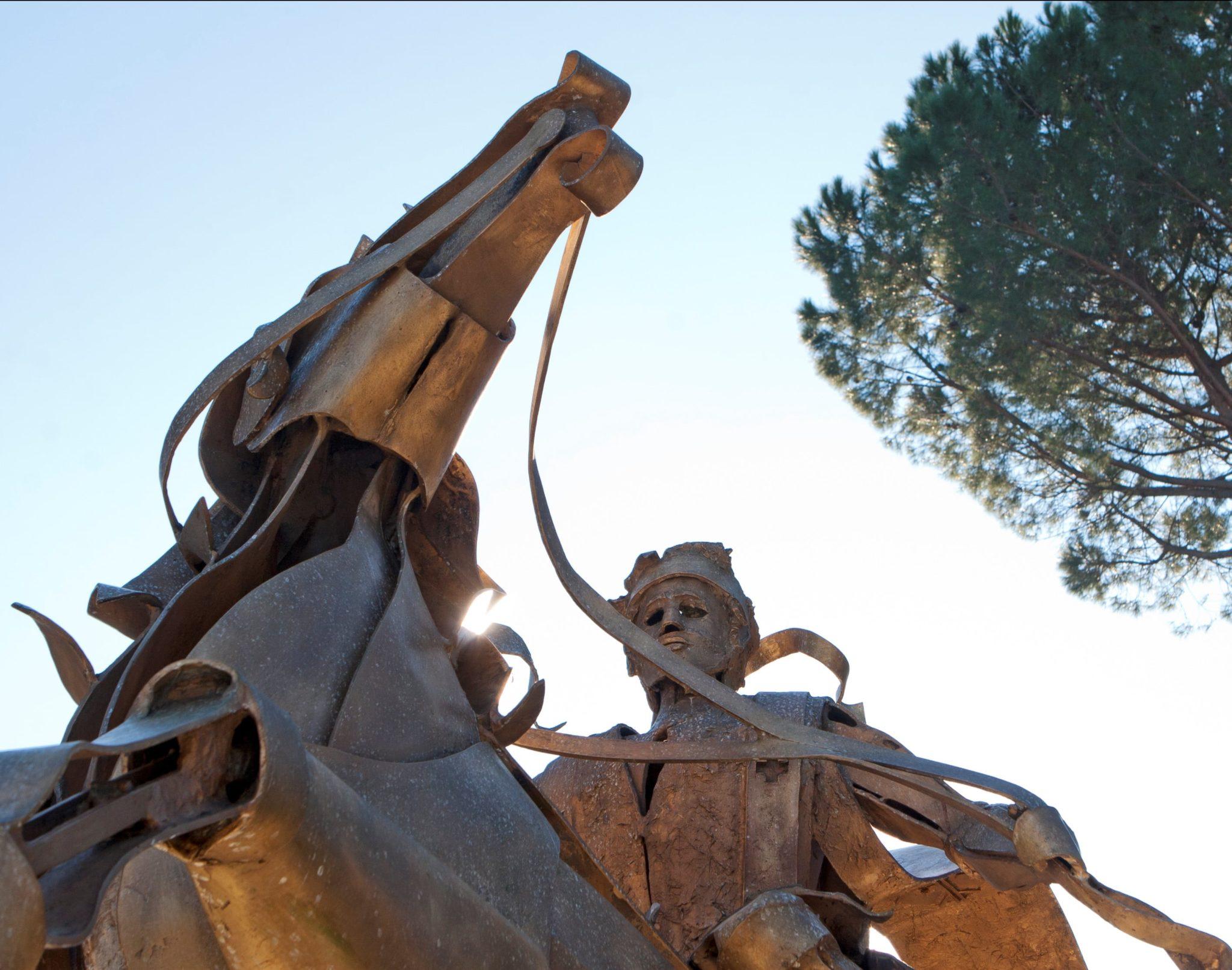 Monumento a Zeffirino Namuncurà